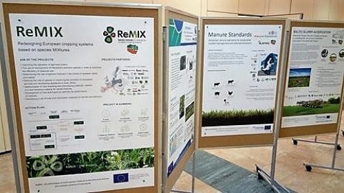 ReMIX at EUFRAS General Assembly