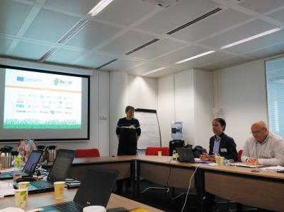 review report meeting brussels