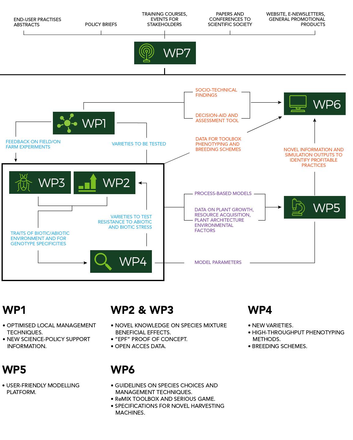 ReMIX Work Plan