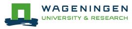 wageningen university logo